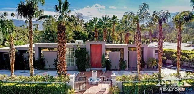153 W El Camino Way, Palm Springs, CA 92264 (MLS #219053820) :: The Sandi Phillips Team