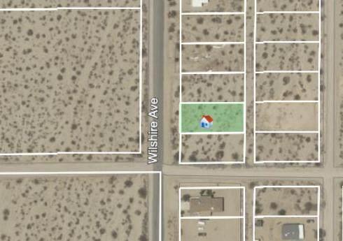 112 Wilshire Boulevard, 29 Palms, CA 92277 (MLS #219053886) :: The Sandi Phillips Team