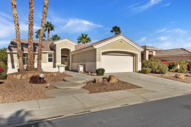 35194 Flute Avenue, Palm Desert, CA 92211 (MLS #219053967) :: The Jelmberg Team