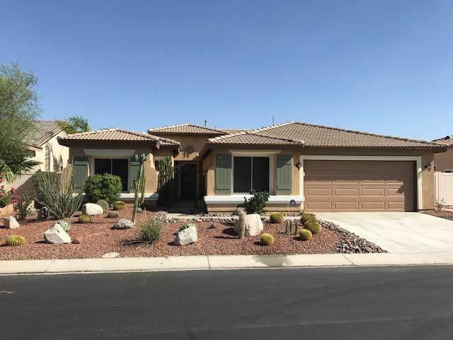 64135 Silver Star Avenue, Desert Hot Springs, CA 92240 (#219055543) :: The Pratt Group