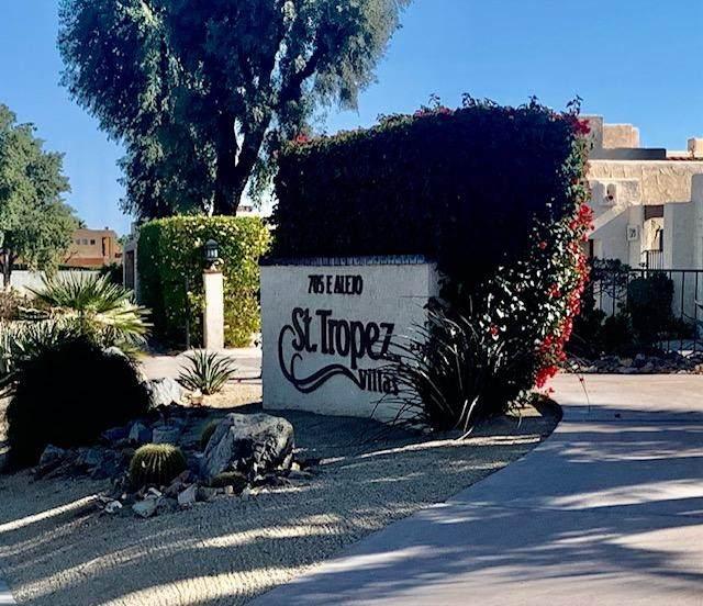 758 Violeta Drive, Palm Springs, CA 92262 (MLS #219055623) :: Hacienda Agency Inc
