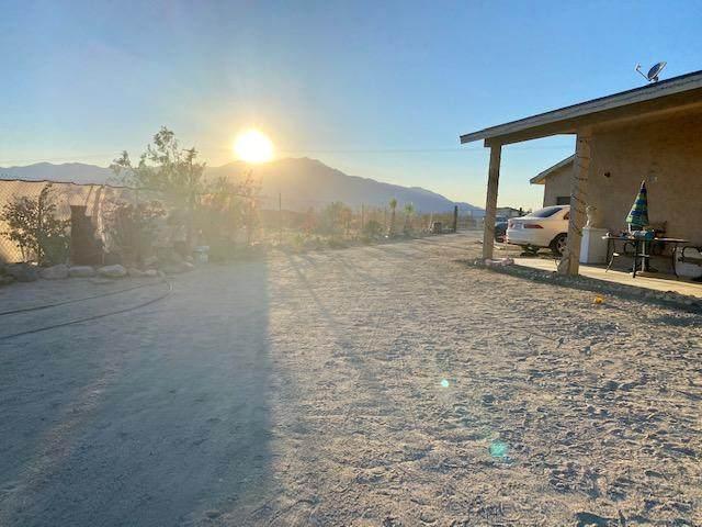 17300 Wide Canyon Road, Desert Hot Springs, CA 92241 (MLS #219055933) :: Brad Schmett Real Estate Group