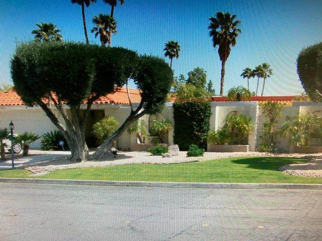 2508 S Calle Palo Fierro, Palm Springs, CA 92264 (MLS #219055960) :: Hacienda Agency Inc