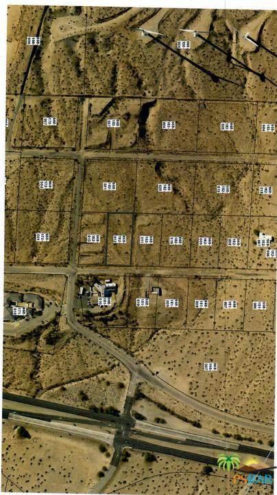 0 Vernon Road, Desert Hot Springs, CA 92282 (#219056301) :: The Pratt Group