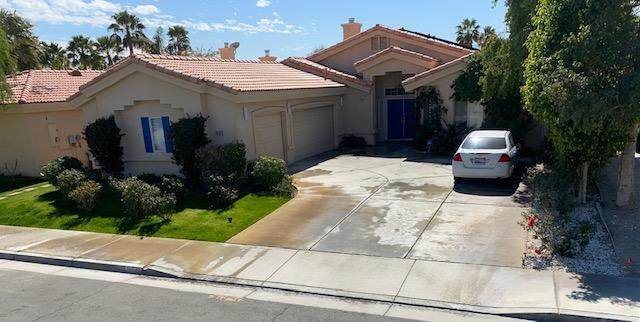 79541 Morning Glory Court, La Quinta, CA 92253 (MLS #219059282) :: Zwemmer Realty Group