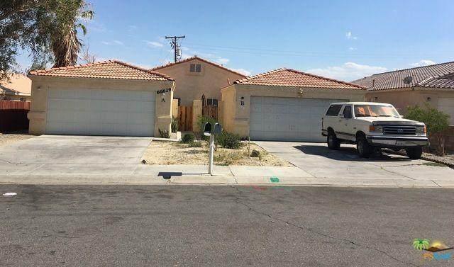 66629 Joseph Way, Desert Hot Springs, CA 92240 (MLS #219060149) :: The Jelmberg Team