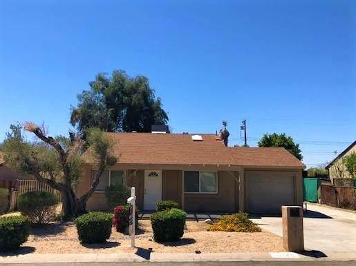 30705 Roseview Lane, Thousand Palms, CA 92276 (MLS #219060855) :: Hacienda Agency Inc