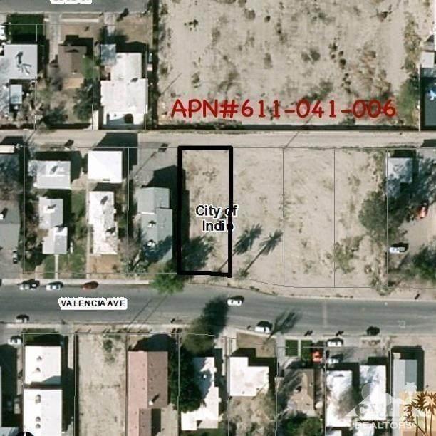 0 Valencia Avenue, Indio, CA 92201 (MLS #219061516) :: The John Jay Group - Bennion Deville Homes