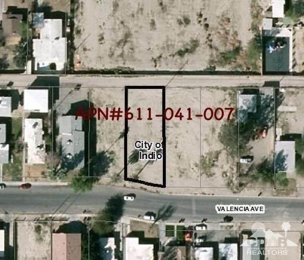 0 Valencia Avenue, Indio, CA 92201 (MLS #219061517) :: The John Jay Group - Bennion Deville Homes