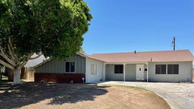 333 N 10th Street, Blythe, CA 92225 (MLS #219061768) :: The John Jay Group - Bennion Deville Homes