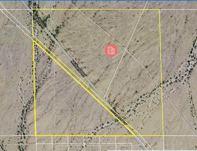 149 Acres Midland Road, Blythe, CA 92225 (MLS #219062052) :: The Sandi Phillips Team