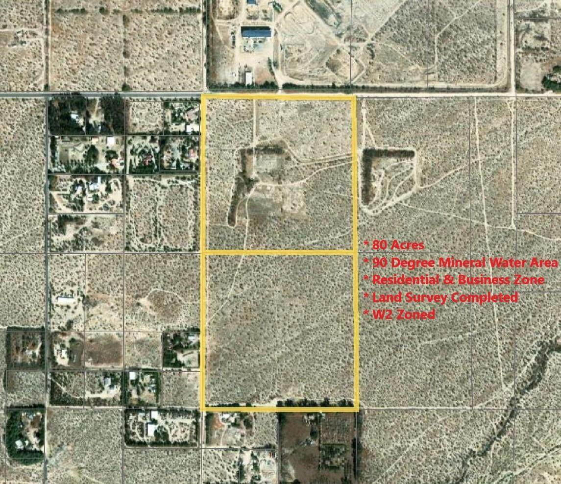 80 Acres Long Canyon & 20th Ave. - Photo 1