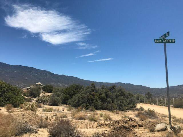 Lot 255 Casino Road, Mountain Center, CA 92561 (MLS #219063234) :: Zwemmer Realty Group