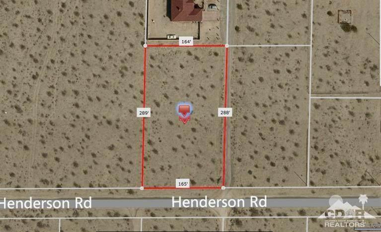 1.1 Acre Henderson Road - Photo 1