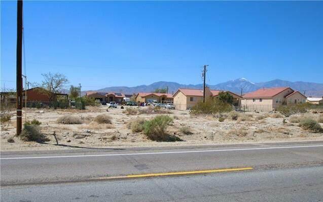 0 Little Morrongo Road, Desert Hot Springs, CA 92240 (MLS #219063948) :: The Jelmberg Team