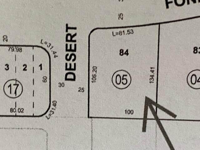Lot 84 La Fonda, La Quinta, CA 92253 (MLS #219065262) :: KUD Properties