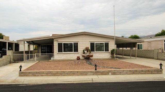 73747 Desert Greens Drive, Palm Desert, CA 92260 (MLS #219065423) :: Hacienda Agency Inc