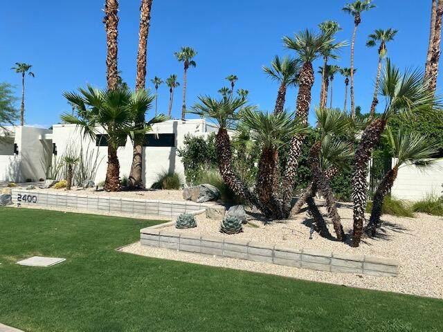 2400 S Caliente Drive, Palm Springs, CA 92264 (MLS #219065640) :: Zwemmer Realty Group