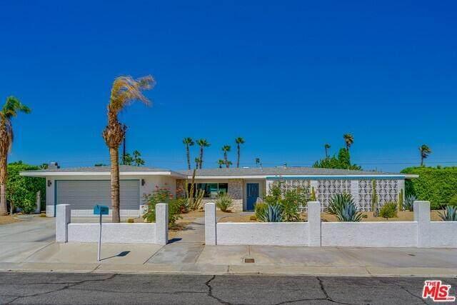 2380 Bellamy Road, Palm Springs, CA 92262 (MLS #219067580) :: The John Jay Group - Bennion Deville Homes