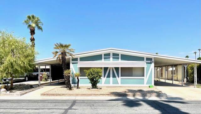 261 Paseo Laredo Street, Cathedral City, CA 92234 (MLS #219067727) :: Lisa Angell
