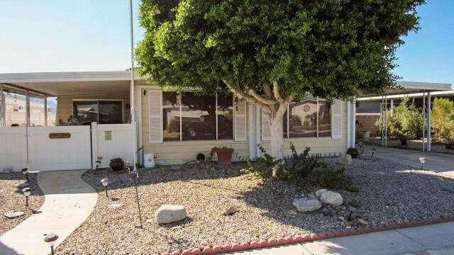 38623 Desert Greens Drive, Palm Desert, CA 92260 (MLS #219067817) :: Hacienda Agency Inc
