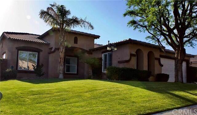 40667 Bear Creek Street, Indio, CA 92203 (MLS #219068233) :: The Sandi Phillips Team