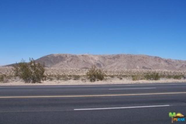 0 29 Palms Hwy., Joshua Tree, CA 92252 (MLS #16181656PS) :: Brad Schmett Real Estate Group
