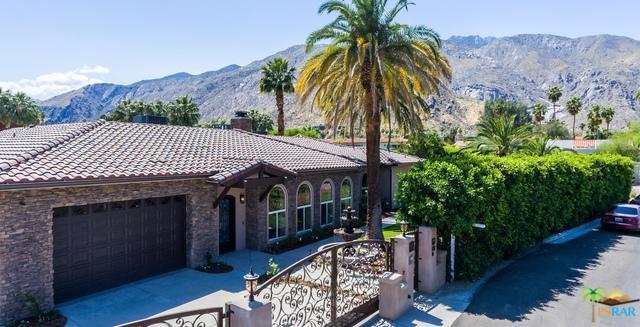 333 E Valmonte Sur, Palm Springs, CA 92262 (MLS #17217636PS) :: Brad Schmett Real Estate Group