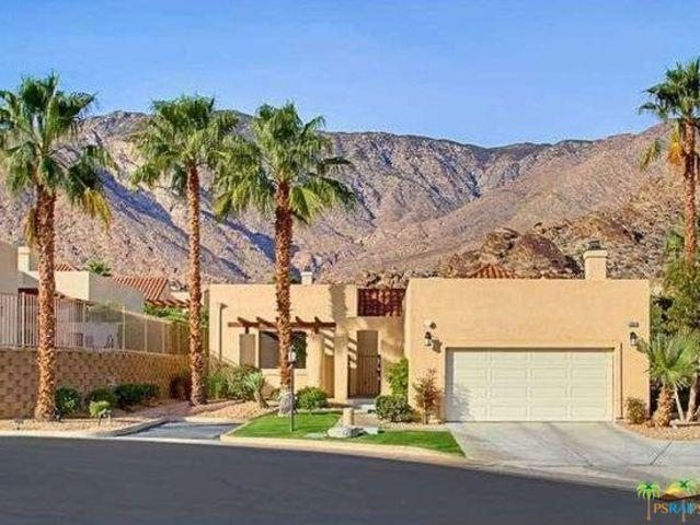 2863 Greco Court, Palm Springs, CA 92264 (MLS #17235244PS) :: The John Jay Group - Bennion Deville Homes