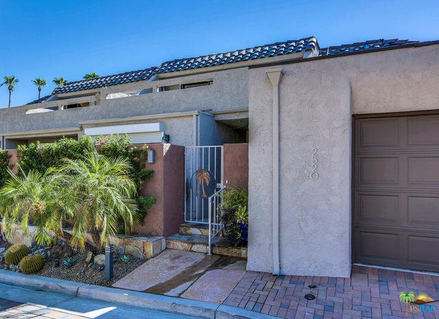 2520 W La Condesa Drive, Palm Springs, CA 92264 (MLS #17247330PS) :: The John Jay Group - Bennion Deville Homes