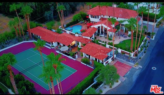 345 W El Portal, Palm Springs, CA 92264 (MLS #17259220) :: Brad Schmett Real Estate Group