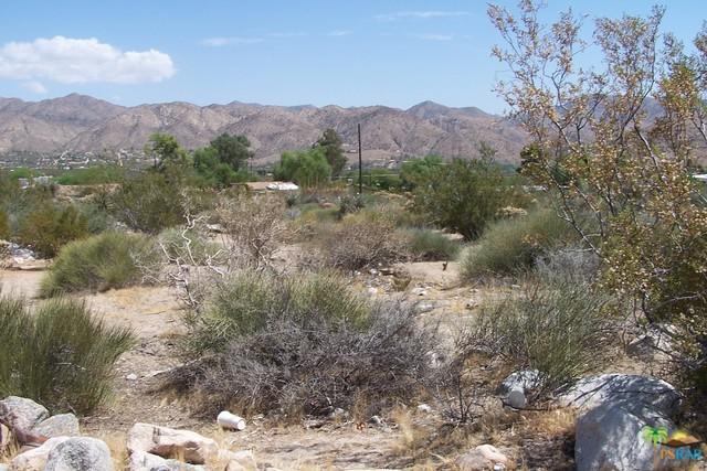 0 Lanning Lane, Morongo Valley, CA 92256 (MLS #17266754PS) :: Team Wasserman
