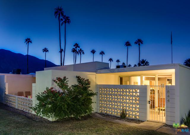 1844 S Barona Road, Palm Springs, CA 92264 (MLS #17276346PS) :: The John Jay Group - Bennion Deville Homes