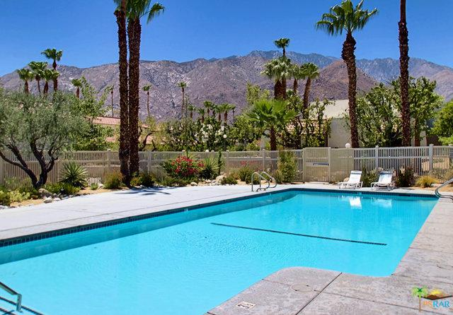 313 W Mariscal Road, Palm Springs, CA 92262 (MLS #17282522PS) :: The John Jay Group - Bennion Deville Homes