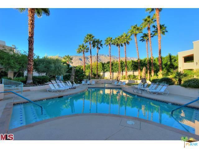 1555 N Chaparral Road #301, Palm Springs, CA 92262 (MLS #17290746PS) :: Hacienda Group Inc