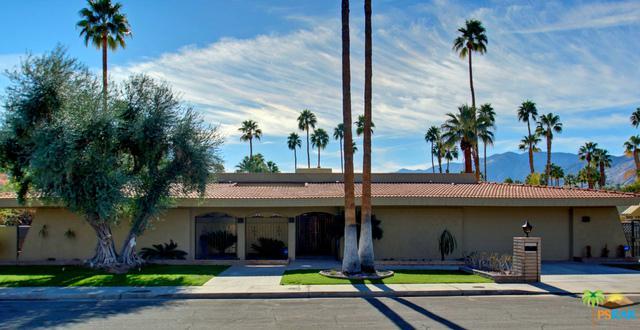 1501 E Lobo Way, Palm Springs, CA 92264 (MLS #17295372PS) :: Brad Schmett Real Estate Group