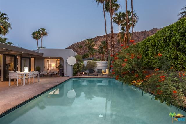 823 N Topaz Circle, Palm Springs, CA 92262 (MLS #17297926PS) :: Team Wasserman