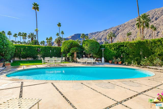 318 W Pablo Drive, Palm Springs, CA 92262 (MLS #18298928PS) :: The John Jay Group - Bennion Deville Homes