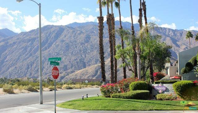 351 N Hermosa Drive 1D1, Palm Springs, CA 92262 (MLS #18299048PS) :: Deirdre Coit and Associates