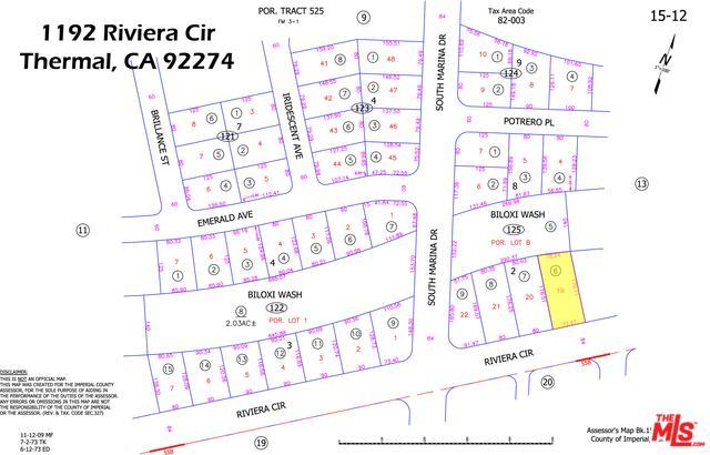 1192 Riviera Circle, Thermal, CA 92274 (MLS #18299130) :: Brad Schmett Real Estate Group