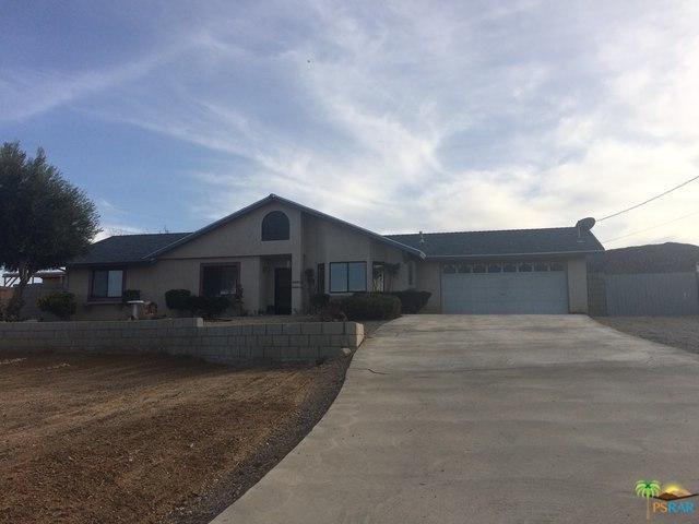 61725 Onaga, Joshua Tree, CA 92252 (MLS #18300686PS) :: Brad Schmett Real Estate Group