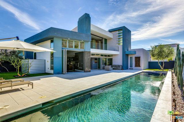 1030 Paz Drive, Palm Springs, CA 92262 (MLS #18300796PS) :: Brad Schmett Real Estate Group