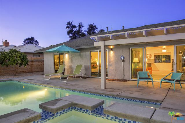 4237 E Sunny Dunes Road, Palm Springs, CA 92264 (MLS #18301054PS) :: Brad Schmett Real Estate Group