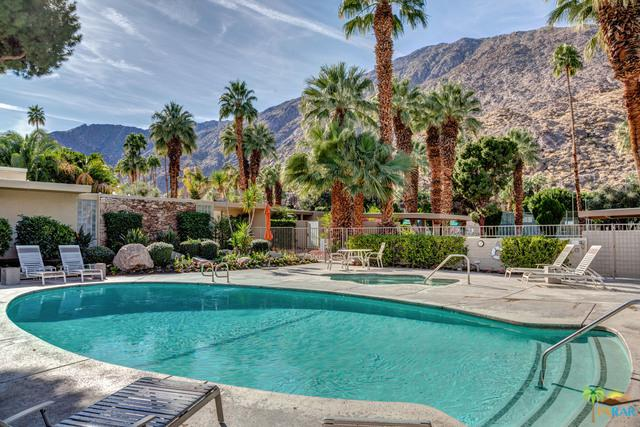 555 W Baristo Road #9, Palm Springs, CA 92262 (MLS #18302922PS) :: The John Jay Group - Bennion Deville Homes