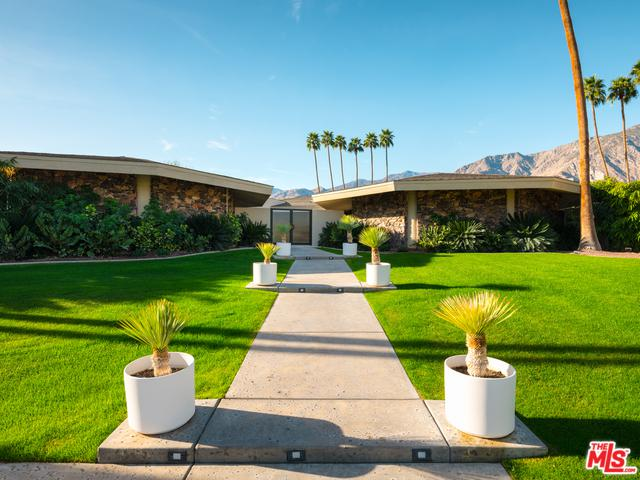 2587 S Pequeno Circle, Palm Springs, CA 92264 (MLS #18302956) :: The John Jay Group - Bennion Deville Homes