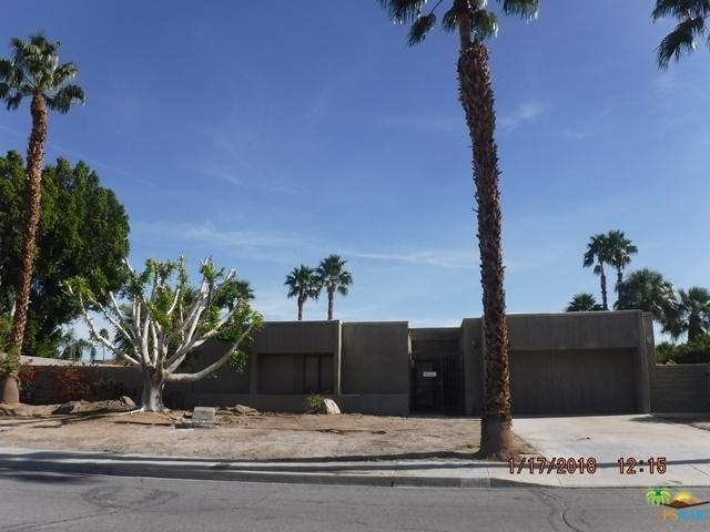 1840 N Hermosa Drive, Palm Springs, CA 92262 (MLS #18304462PS) :: Brad Schmett Real Estate Group