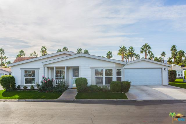 1319 Via Monterey, Cathedral City, CA 92234 (MLS #18306400PS) :: The John Jay Group - Bennion Deville Homes