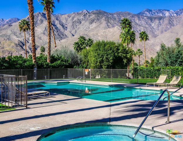 3641 Andreas Hills Drive B, Palm Springs, CA 92264 (MLS #18308608PS) :: Brad Schmett Real Estate Group