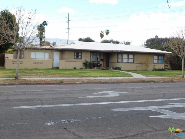 82013 Miles Avenue, Indio, CA 92201 (MLS #18309724PS) :: The John Jay Group - Bennion Deville Homes