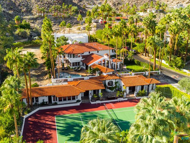 345-WEST El Portal, Palm Springs, CA 92264 (MLS #18310588PS) :: Brad Schmett Real Estate Group